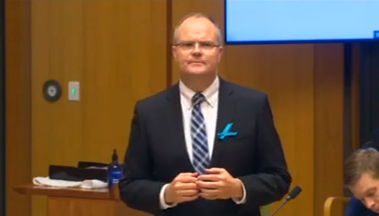 Ted Obrien Fairfax member politician Sunshine coast