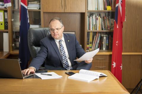 Ted O'Brien Federal Member for Fairfax Sunshine Coast - nbn