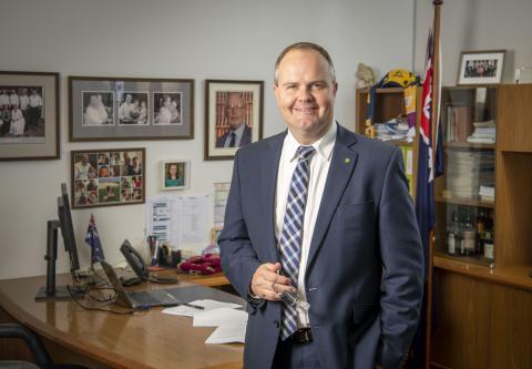 Ted O'Brien Federal Member for Fairfax Sunshine Coast jOBSEEKERS