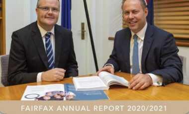 Ted O'Brien MP Sunshine Coast Federal Member Fairfax
