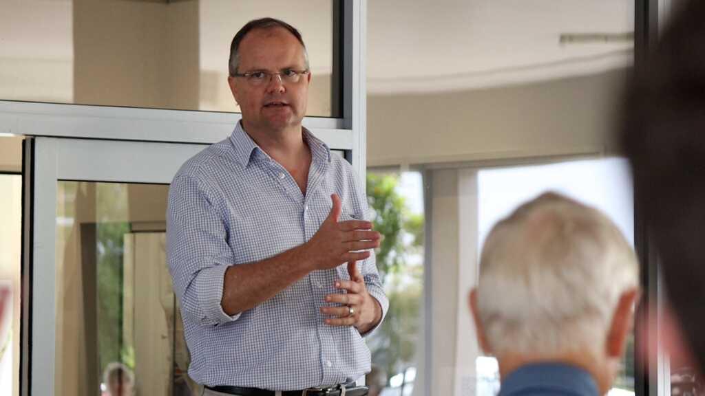 Ted O'Brien Member for Fairfax MP Sunshine coast